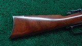 SPECIAL ORDER WINCHESTER 1873 RIFLE IN 38 WCF - 18 of 20