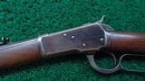 ANTIQUE WINCHESTER MODEL 1892 RIFLE IN DESIRABLE 44-40 CALIBER - 2 of 20