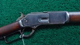 WINCHESTER 1876 RIFLE IN DESIRABLE 50 EXPRESS