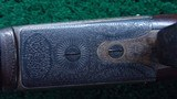 J&W TOLLEY ENGLISH SXS 12 GAUGE SHOTGUN - 9 of 25