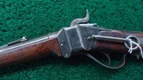 SHARPS NEW MODEL 1863 PERCUSSION CARBINE - 2 of 22