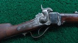SHARPS NEW MODEL 1863 PERCUSSION CARBINE - 1 of 22