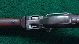 SHARPS NEW MODEL 1863 PERCUSSION CARBINE - 13 of 22