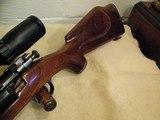 Springfield -1896-30/40 Krag - Sporting Rifle & Scope - 5 of 7