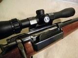 Springfield -1896-30/40 Krag - Sporting Rifle & Scope - 3 of 7