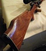 Springfield -1896-30/40 Krag - Sporting Rifle & Scope - 1 of 7