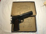 Colt Model 1911 Government Model with Original Box