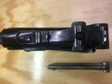 WWII German Mauser S/42 Luger G date - 4 of 11
