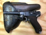 wwii german mauser s/42 luger 1936 date with holster