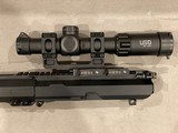 """Delta Level Defense 12.5"""" .308 Complete Upper with Scope - 4 of 5"""