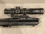 .308 Delta Level Defense Complete AR-10 Upper with Scope - 2 of 7