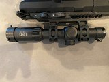 .308 Delta Level Defense Complete AR-10 Upper with Scope - 4 of 7