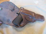 French Model 1935A Pistol Vietnam Bring Back with Holster - 13 of 15