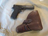 French Model 1935A Pistol Vietnam Bring Back with Holster - 2 of 15