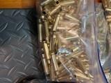 6mm Creedmoor Hornady once fired brass