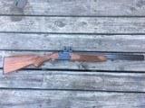 CZ 854 Combination Gun in 12 gauge/7x57R