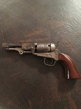 Colt 1849 Pocket Model .31 cal. Small Iron Triggerguard. RARE!