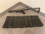 Sterling MK4 L2A3 Submachine Gun 9mm (28) Magazines Included Transferable