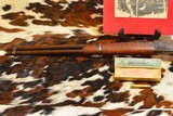 Winchester Saddle Ring Carbine Model 1886, 40-65 WCF - 10 of 20