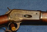 Winchester Saddle Ring Carbine Model 1886, 40-65 WCF - 3 of 20