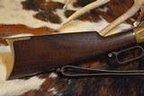 Winchester Model 1866 Nimschke Engraved Rifle - 3 of 20