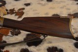 Winchester Model 1866 Nimschke Engraved Rifle - 9 of 20