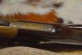 Winchester Model 1866 Nimschke Engraved Rifle - 14 of 20
