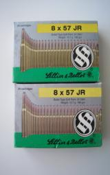 Sellier & Bellot 8X57JR 196 gr. New In Box 2 Boxes - 1 of 1