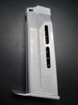 H&K Heckler & Koch P7 M13 9mm Matte Nickel Magazine Exc Cond
