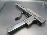 MAC 10 .45 ACP by NIGHTHAWK FIREARMS W/ 2 MAGAZINES FAKE SUPRESSOR W/ 4 ADD'L M3 MAGAZINES SEMI - AUTO - 2 of 10