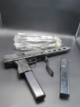 MAC 10 .45 ACP by NIGHTHAWK FIREARMS W/ 2 MAGAZINES FAKE SUPRESSOR W/ 4 ADD'L M3 MAGAZINES SEMI - AUTO - 1 of 10