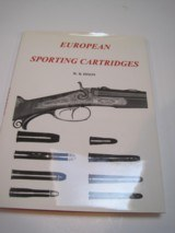 Out of Print First Edition European Sporting Cartridges Volume 1 W.B. Dixon Mint