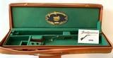 parker reproduction gun case