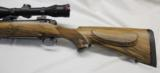 Harris / McMilllan Talon Custom .340 Wby, English Walnut - 6 of 11