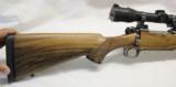 Harris / McMilllan Talon Custom .340 Wby, English Walnut - 1 of 11