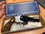 Smith & Wesson model 18 .22 combat masterpiece