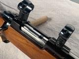 Ruger model 77 heavy barrel target/var mint in .220 Swift - 3 of 15
