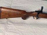 Ruger model 77 heavy barrel target/var mint in .220 Swift - 6 of 15