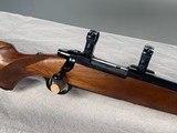 Ruger model 77 heavy barrel target/var mint in .220 Swift - 4 of 15
