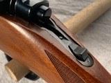 Ruger model 77 heavy barrel target/var mint in .220 Swift - 5 of 15