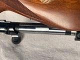 Ruger model 77 heavy barrel target/var mint in .220 Swift - 14 of 15