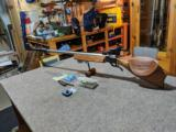 Miller Arms custom single shot, 32 Miller, with sights and accessories, cast bullet shooting