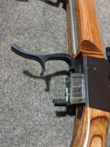 Miller Arms custom single shot, 32 Miller, with sights and accessories, cast bullet shooting - 10 of 10