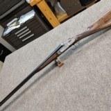 "Garbi 100 20 ga., side lock ejector, Wm. L. Moore import, 26"" barrels, excellent hunting shotgun"