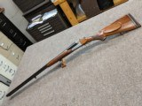 "J. P. Sauer Royal grade, 12 gauge, box lock ejector, 28"" barrels, triple lock,"