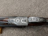 W. W. Greener, 12 ga., deep relief engraved, excellent gun. - 4 of 15