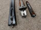 W. W. Greener, 12 ga., deep relief engraved, excellent gun. - 13 of 15