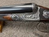 W. W. Greener, 12 ga., deep relief engraved, excellent gun. - 2 of 15