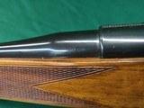 Schult & Larsen model 65 Deluxe, 30/06, all original and mint - 4 of 8