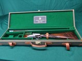 AYA #1 DELUXE, 20 gauge shotgun, new in case.